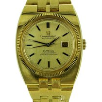 Omega Constellation Ladies Yellow gold 26.8mm Gold (solid) No numerals Australia, Chadstone  Vic.