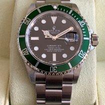 Rolex Submariner Date nuevo 2005 Automático Reloj con estuche original 16610LV
