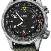 Oris Big Crown ProPilot Altimeter 01 733 7705 4164 2020 new