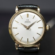 Omega Yellow gold Automatic 35mm pre-owned Genève