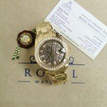 Rolex Day-Date Yellow gold 39mm No numerals UAE, Dubai