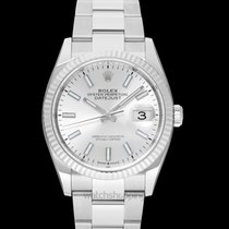 Rolex Datejust Steel 36mm Silver United States of America, California, San Mateo