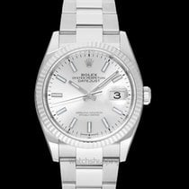 Rolex Lady-Datejust 126234 Sliver Oyster new