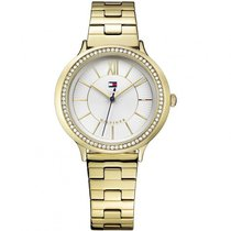Tommy Hilfiger Steel 36mm Quartz 1781856 new