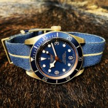 Tudor Black Bay Bronze 79250BB New Bronze 43mm Automatic