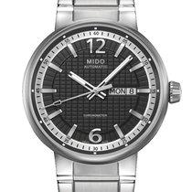 Mido Great Wall Steel Grey Arabic numerals United States of America, Florida, Miami