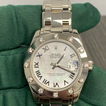 Rolex Lady-Datejust Pearlmaster 81319 usados