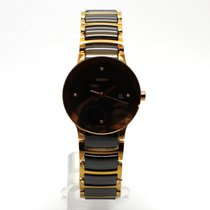 Rado Centrix Steel 28mm Black No numerals