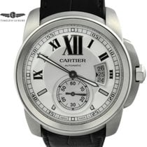 Cartier Calibre de Cartier W7100037 2014 pre-owned