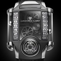 Christophe Claret 57mm Manual winding MTR.FLY11.100-108 new