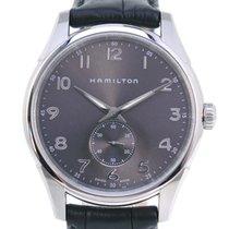 Hamilton Jazzmaster Thinline pre-owned 40mm Grey