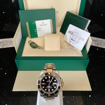 Rolex Submariner Date 116613LN 2016 pre-owned
