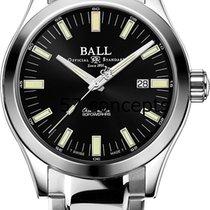 Ball Engineer M Steel 43mm Black No numerals