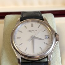 Patek Philippe 5127G 001 Or blanc 2009 Calatrava 37mm occasion