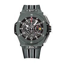 Hublot Men's Big Bang Ferrari Speciale Grey Ceramic Watch