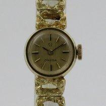 "Omega ""Dress Watch"" 14K gold. Handwound cal. 650. Year..."