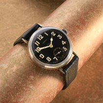 Longines Mappin Campaign military watch WWW 1