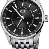 Oris Artix Pointer new Automatic Watch with original box and original papers 76176914054MB