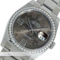 Rolex Datejust II Stahl 116244