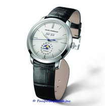 Girard Perregaux Vintage 1966 Men's Day Date Moonphase...