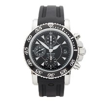 Montblanc Sport Chronograph Stainless Steel Gents 3274 - W4545