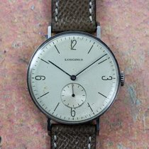 Longines Steel 38mm Manual winding pre-owned United States of America, Florida, Sunny Isles Beach