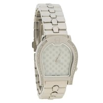 Aigner White Stainless Steel Men's Wristwatch 33MM