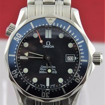 Omega Seamaster Professional 2561.80 Blue Wave Bond Midsize...