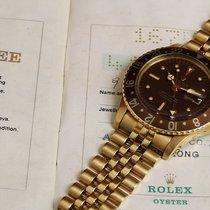 Rolex Κίτρινο χρυσό 40mm Αυτόματη 1675 μεταχειρισμένο