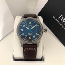 IWC Fliegeruhr Mark neu 2021 Automatik Uhr mit Original-Box und Original-Papieren IW327006