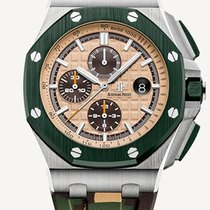 Audemars Piguet Royal Oak Offshore Chronograph 26400SO.OO.A054CA.01 Nuevo Acero Automático