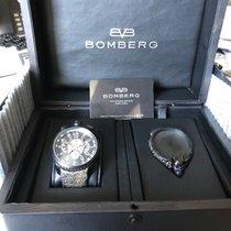 Bomberg BOLT-68 Skull Limited Edition, chrono automatic