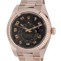 Rolex Sky Dweller 326935 Rose Gold 42mm