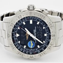 Breitling Airwolf SS Analog Digital Dial