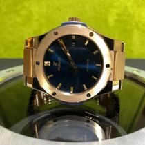 Hublot Classic Fusion Automatic 42mm in 18KT ROSE GOLD