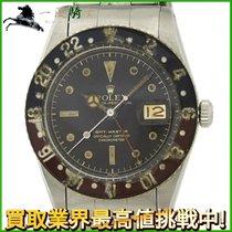 ロレックスGMT マスター・中古・38 x 41 mm・スチール