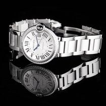 Cartier Ballon Bleu 36mm new Automatic Watch with original box and original papers W4BB0017