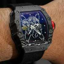 Richard Mille 2016 USED RM 35-01 Rafael Nadal NTPT Carbon Watch