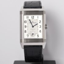 Jaeger-LeCoultre Reverso Duoface pre-owned 47mm Steel