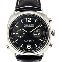 Panerai Luminor Submersible Acero 44mm Negro España, Marbella