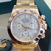 Rolex 116508 Gelbgold Daytona 40mm