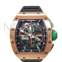 Richard Mille 42.7mm Automatic RM011-01 new