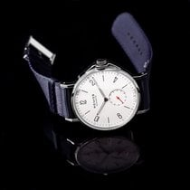 NOMOS Ahoi new Automatic Watch with original box and original papers 550