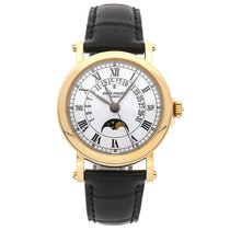 Patek Philippe Perpetual Calendar Yellow gold 36mm White Roman numerals United States of America, Pennsylvania, Bala Cynwyd