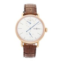 Bell & Ross Vintage Rose gold 42mm Silver No numerals United States of America, Pennsylvania, Bala Cynwyd