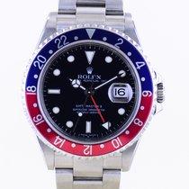 Rolex 16710 Stahl 2007 GMT-Master II 40mm gebraucht
