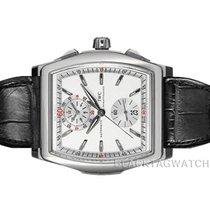 IWC Da Vinci Chronograph Platinum 51mm Silver No numerals United States of America, Florida, Aventura