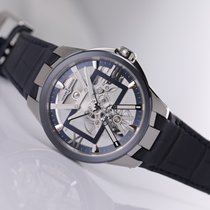 Ulysse Nardin El Toro / Black Toro Titanium 42mm Transparent No numerals United States of America, New Jersey, Princeton