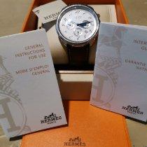 Hermès Acier 43mm Remontage automatique 2373540 occasion France, paris