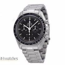 Omega Speedmaster Professional Moonwatch Staal 42mm Zwart Geen cijfers Nederland, Hengelo